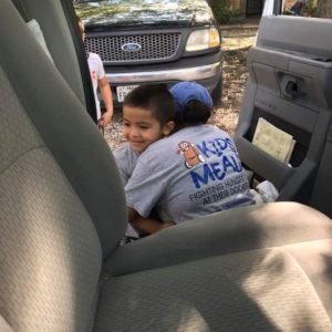 Kids Meals, Meals on Wheels, fiduciary