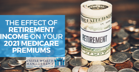 The Effect of Retirement Income on Your 2021 Medicare Premiums And How to Save 1