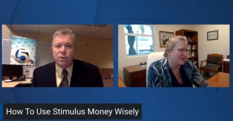 Stimulus check advice